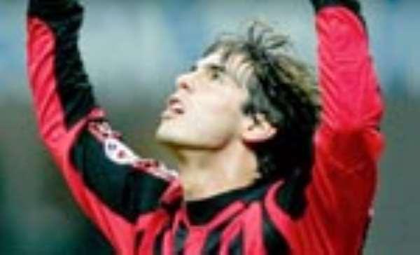 Kaka Inspires Milan To Title