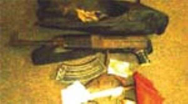 AK 47 Robbers Nabbed