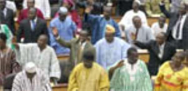 MPs React To Address