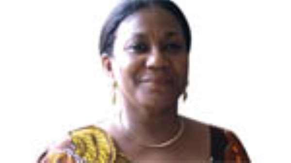 Becky Akufo Addo Revealed