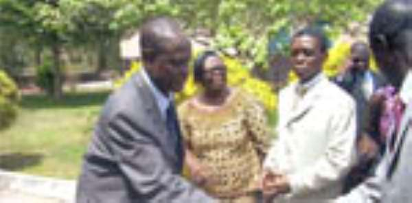 Pay Prompt Timber Royalties- Minister