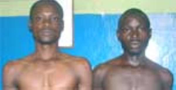 Teenagers Jailed 20yrs