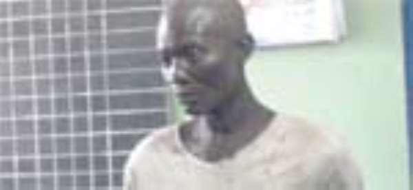 Man, 65, Steals Water Metres