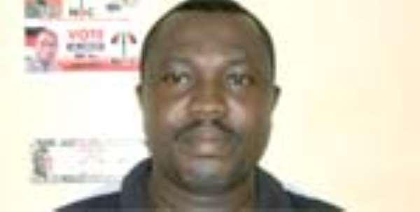 Ofosu-Ampofo Steps Down