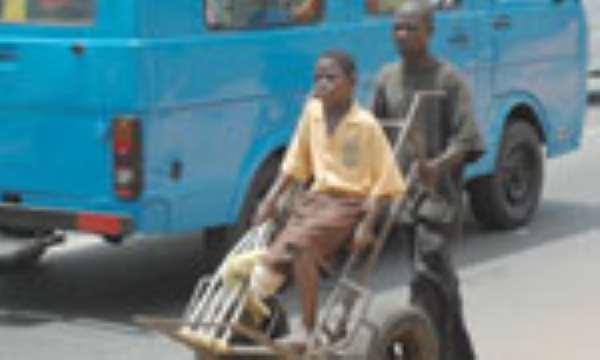 Pupil Loses Leg At Children's Park