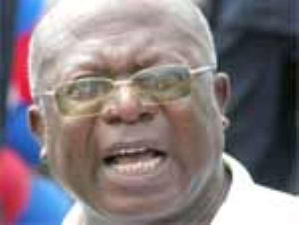 Amoako Tuffuor Fired ... Sues Kwesi Pratt, Others