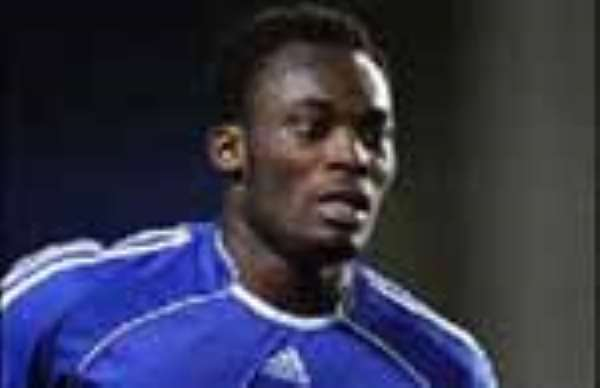 Essien Hits Rich List •Worth $20m