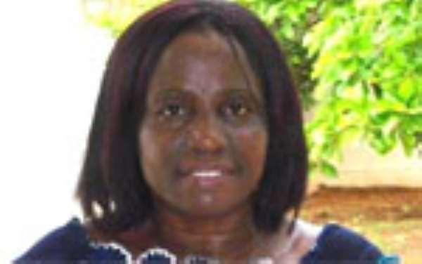 Hilda Addo Upbeat