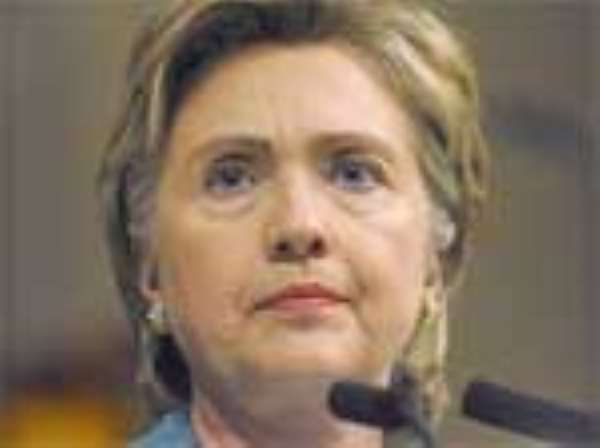 'Provocative' Clinton Angers Iran