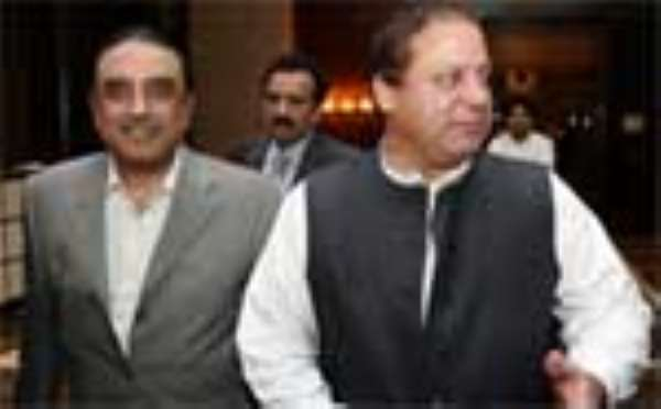 Sharif Vows To Restore Judges