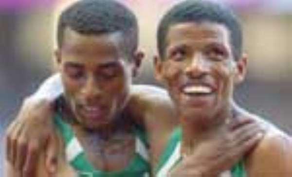 1,200 Athletes Battle In Addis Ababa