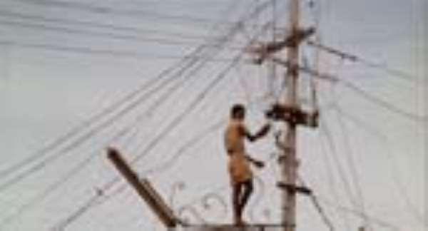 250m Africans Lack Electricity
