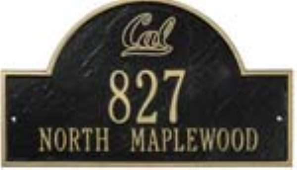 Of Street Names, House Numbers