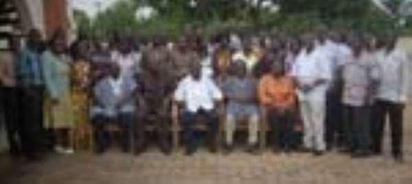 NDC Shuns Press Corps