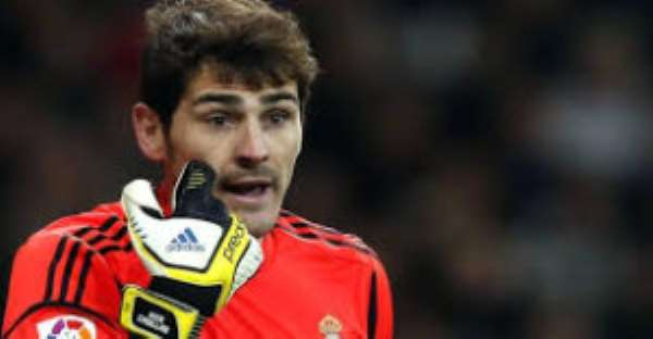 Real Madrid: Zidane is not considering a departure of Casillas