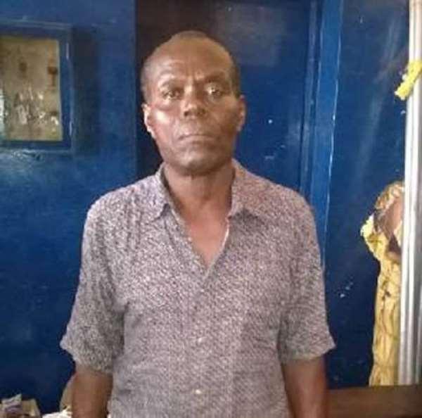Man defiles 9-year-old girl in toilet