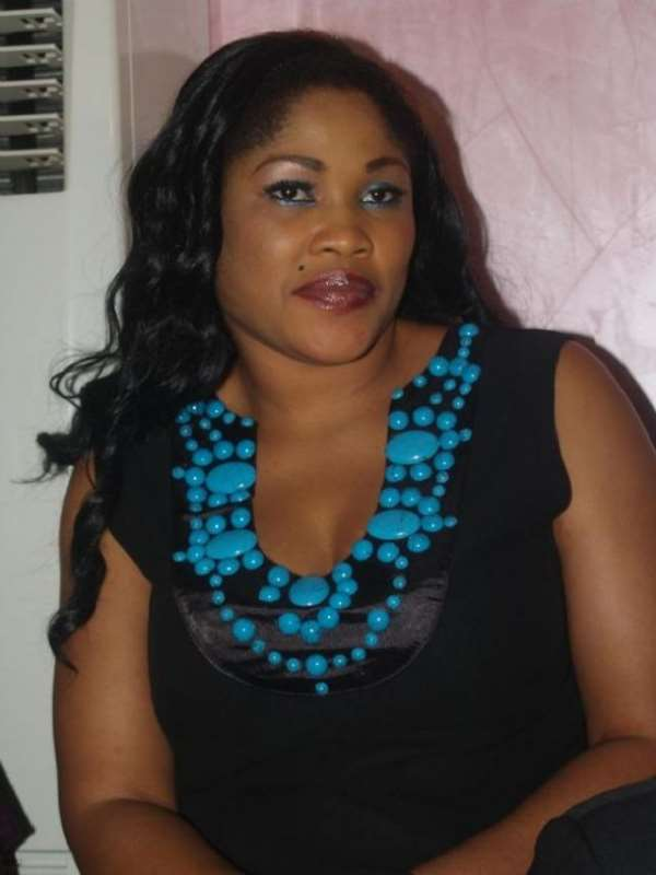 STAR ACTRESS BISI IBIDAPO OBE DENIES BEING DUMPED BY HUBBY