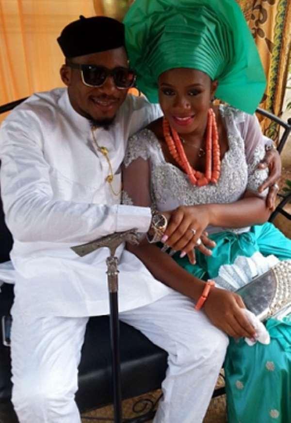 Jnr Pope Weds Lover, Plans White Wedding In Asaba