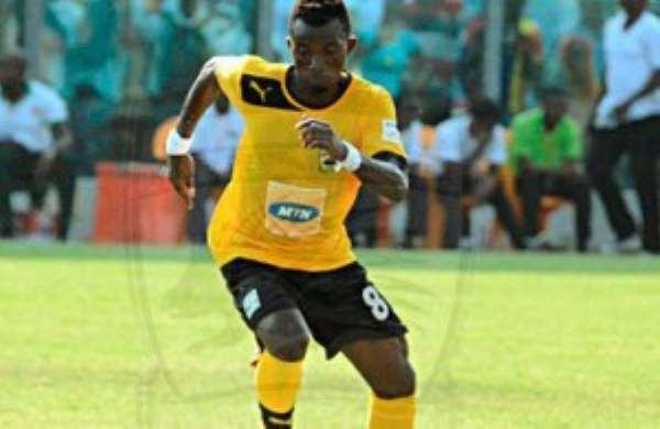 Ex-Asante Kotoko midfielder Jordan Opoku
