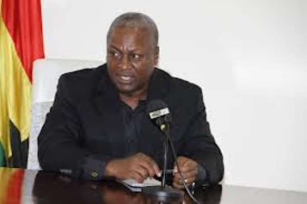 Mahama's Colleges Of Education Shot Down