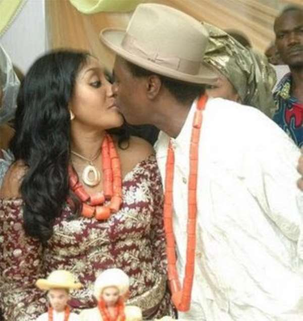 Church Members Barred From Discussing Okotie's Marriage