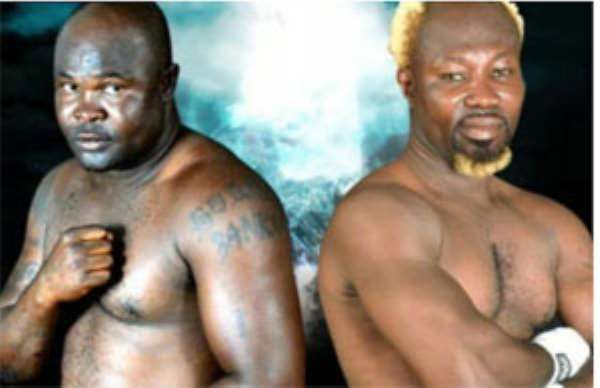 Ayittey Powers Ready To Fight