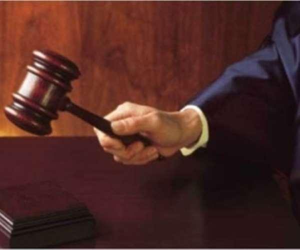 Court remands goat thief into Senior Correctional Centre