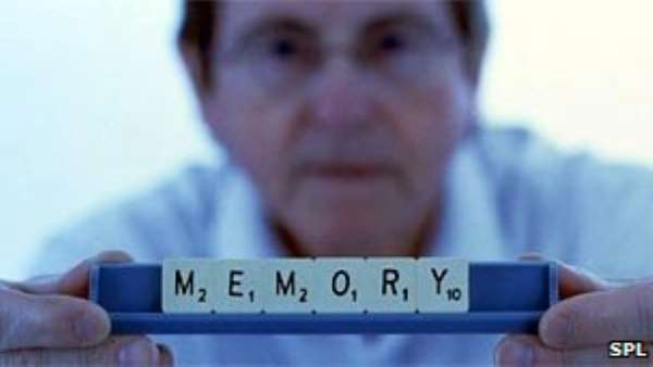 Cognitive skills decline with dementia