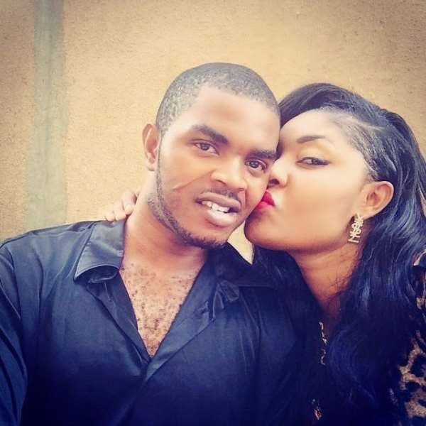 Angela Okorie Shows Off Hubby Amid South Africa Controversies (Photos)