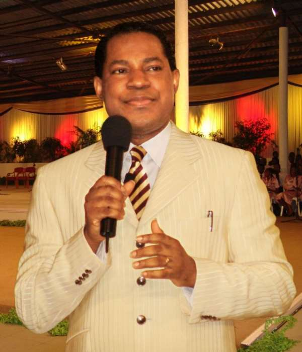 Bomb Disposal Unit Takes Over Pastor Chris Oyakhilome's Christ Embassy Security!