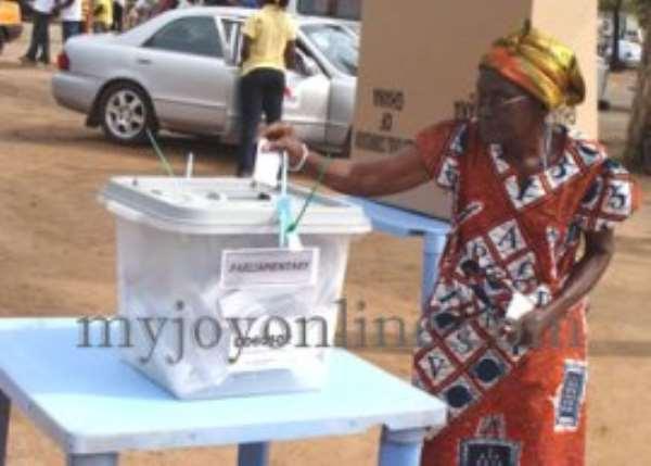 No e-voting in 2012, declares Electoral Commission
