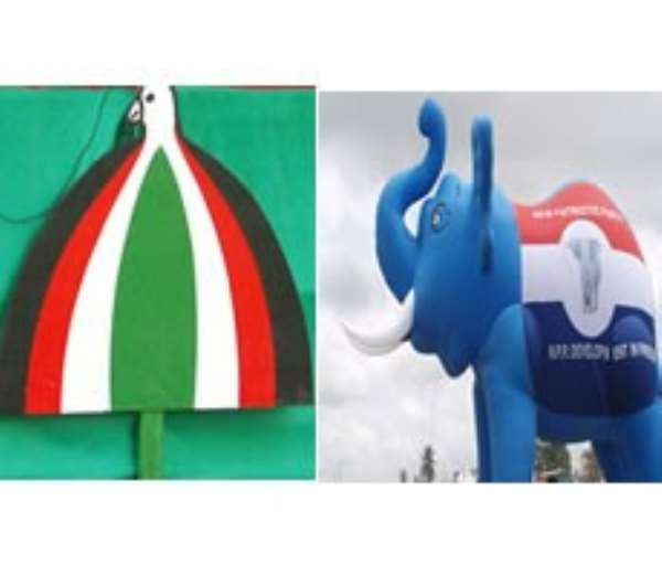 Rigging election 2012? NPP accuses; NDC denies