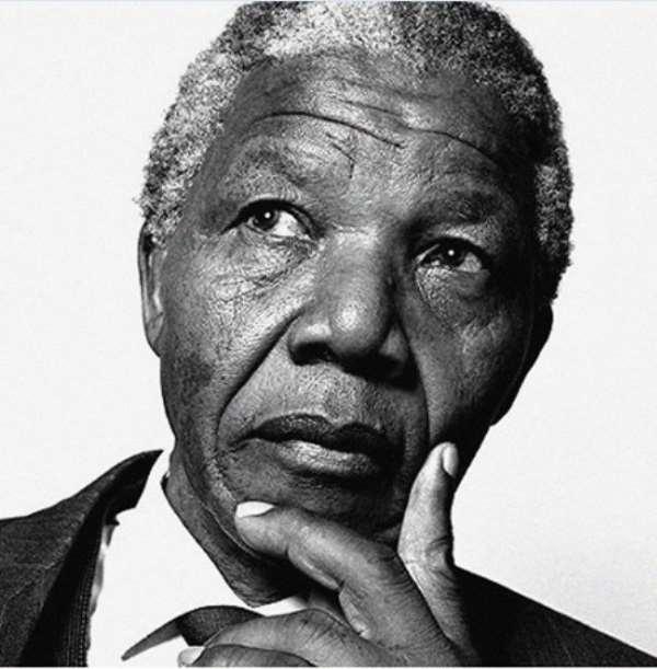 Mandela Is Gone Living Two Patriots