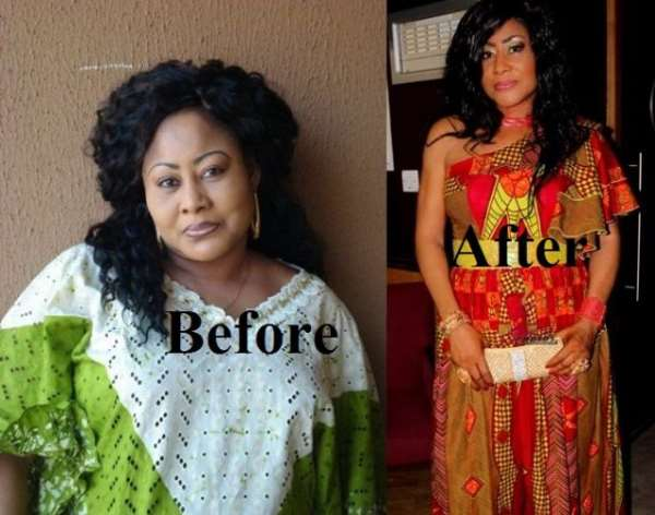 """I am Not Ill, I Have Been Battling with My Weight for 10years""- Ngozi Ezeonu"