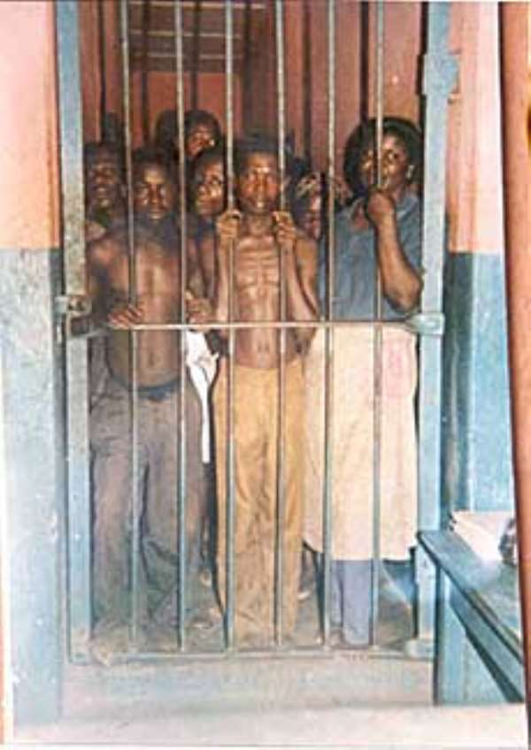 Houseboy Jailed