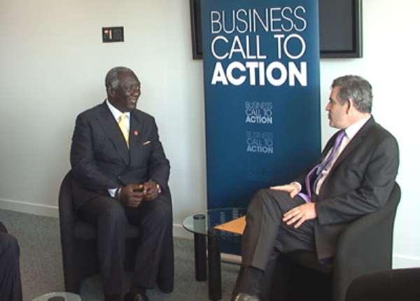 Ghana Speaks for Africa