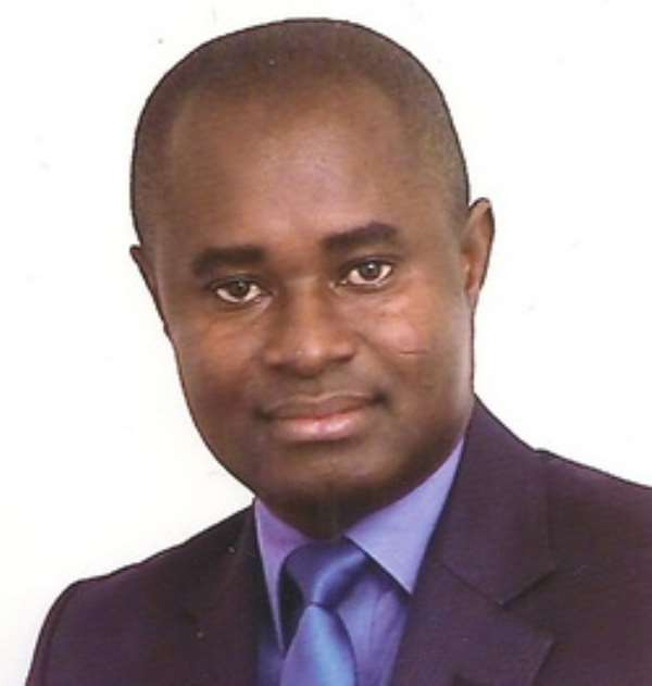 Deputy Minister for Tourism, James Agyenim Boateng