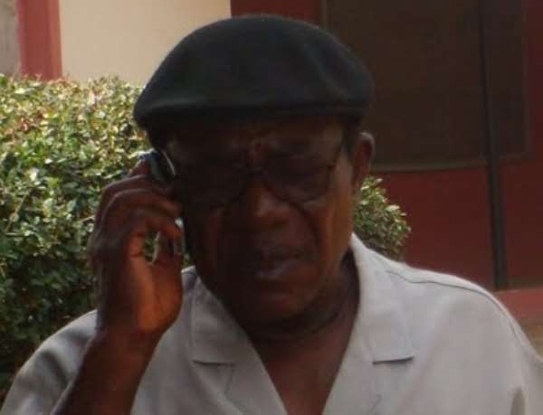 At 70, I'm poor, blind and still pays rent – Giringory By EMEKA ANOKWURU