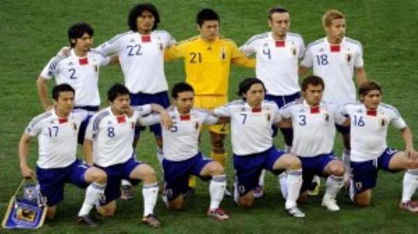 World Cup 2014: Japan, the first country to qualify!