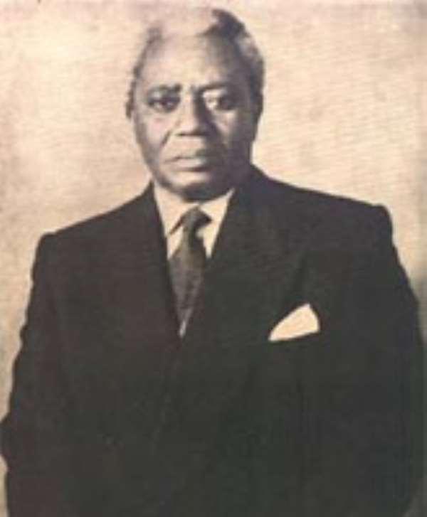 Dr. JB Danquah