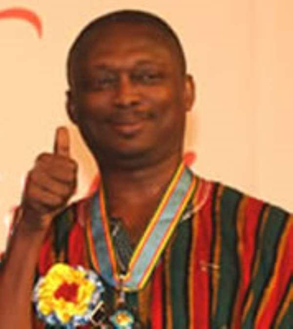 Editor-in-Chief of the New Crusading Guide Newspaper, Kweku Baako Jnr.