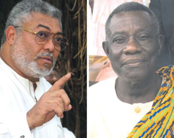 Mills' Legacy of Mediocrity, Second to Rawlings'