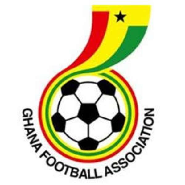 Ghana FA logo