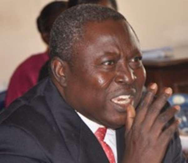 Mr Martin Amidu