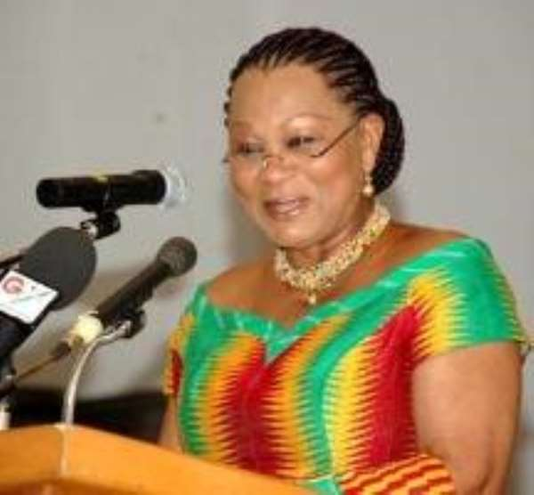 Joyce Aryee calls for review the education system