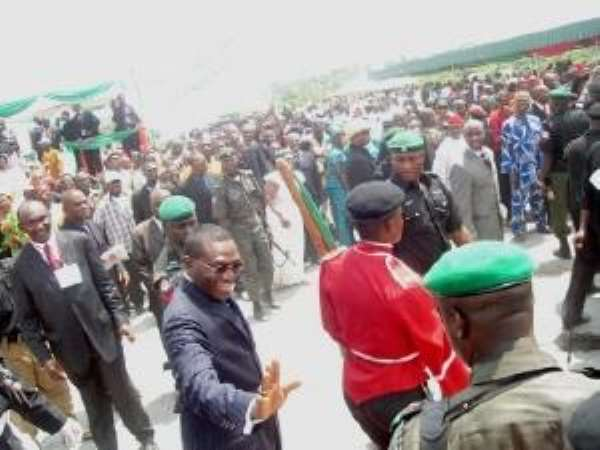 Anambra Feb 6: Iwu Does Not Support Andy Uba
