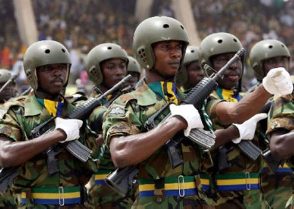 Armed Forces to construct 1100-bed hospital in Accra, Kumasi