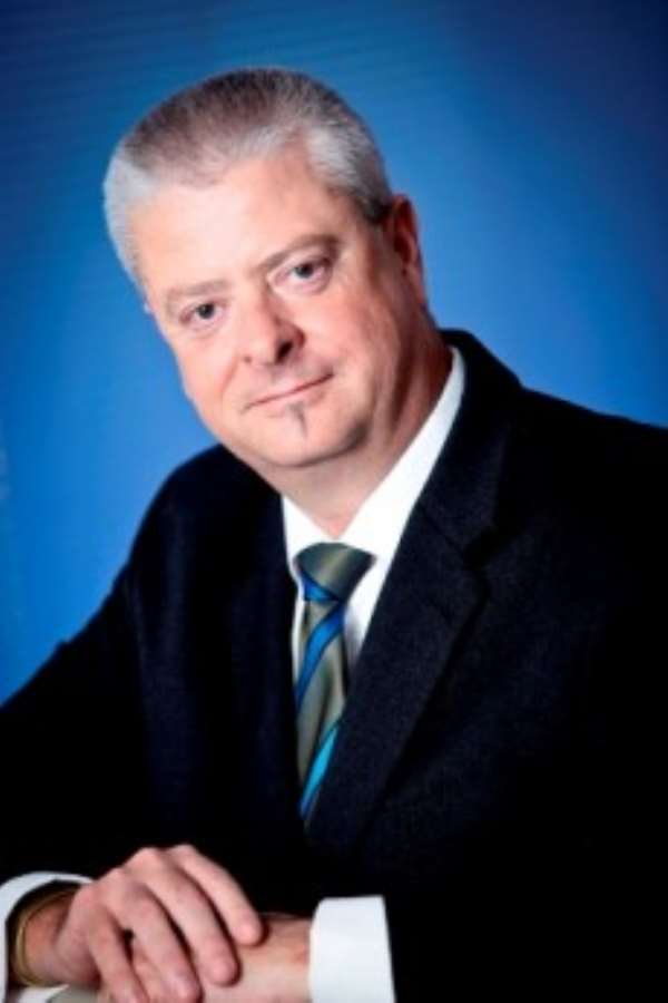 Thierry Boulanger, Director of IT and B2B Solutions at Samsung Electronics Africa
