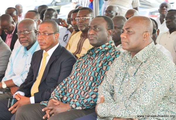 NPP Should Accept Itself As A Tribal Party, And Then Move On