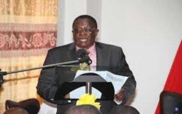 Minister Charges Mining Coys To Fulfill Corporate Responsibilities  …..Despite Fall In Gold Price